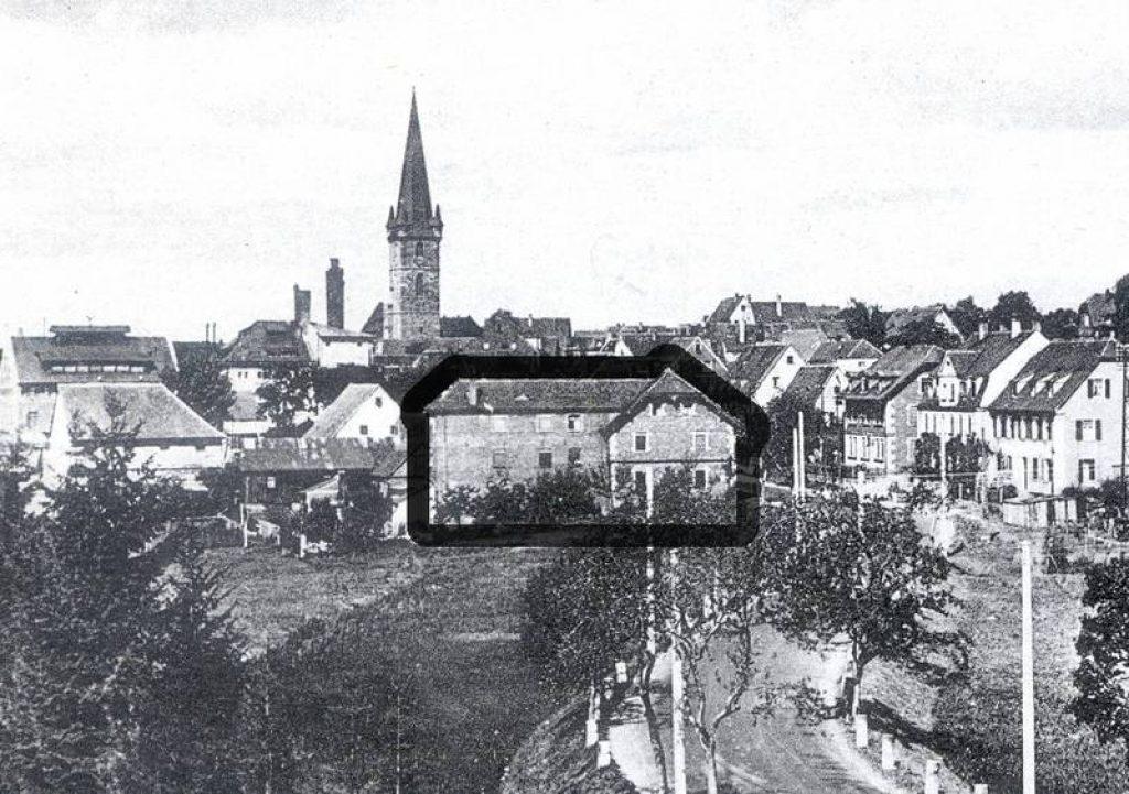 Жилоеи производственноездание на ул. Würzburger